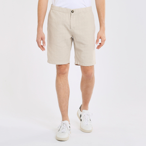 Shorts aus Ramie - BIRCH - KnowledgeCotton Apparel