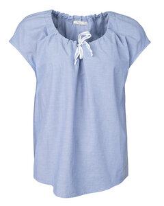 Chambray Shirt - Sommer Baumwoll Bluse - Alma & Lovis