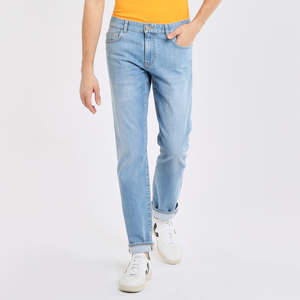 Jeans Straight Fit - OAK - KnowledgeCotton Apparel