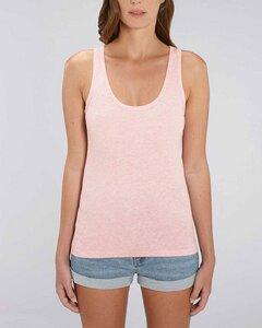 2er Pack Damen Top aus Bio Baumwolle, nachhaltig & fair, meliert - YTWOO