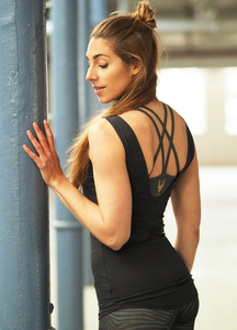 Yoga Top Sati - Kismet Yogastyle