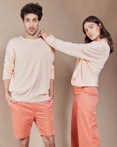Oversized Pullover CALI cantaloupe MEN - JAN N JUNE