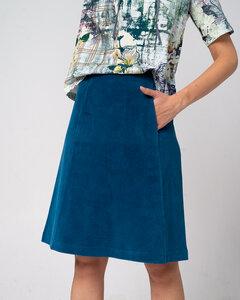Velvet Skirt - Sommer Baumwoll Rock - Alma & Lovis