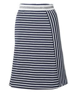 Sailor Skirt - Sommer Baumwoll Jersey Rock - Alma & Lovis