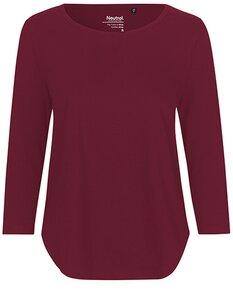 Damen T-Shirt 3/4tel Arm von Neutral Bio Baumwolle  - Neutral