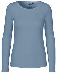 Damen Langarm T-Shirt von Neutral Bio Baumwolle - Neutral