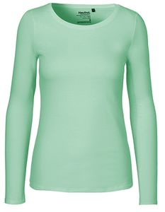 Neutral Damen Langarm T-Shirt Longsleeve Fairtrade Baumwolle Bio