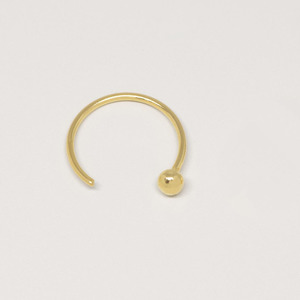 Ear cuff 'ball' - fejn jewelry