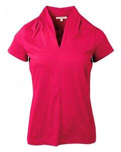 Short Kelch - edles Baumwoll Shirt - Alma & Lovis