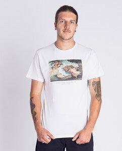 Herren T-Shirt   res Liege   weiß - Degree Clothing