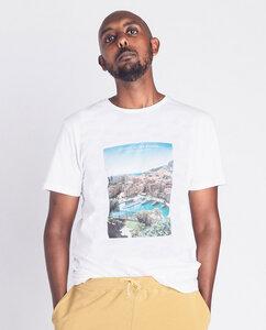 Herren T-Shirt | mein Schiff | weiß - Degree Clothing