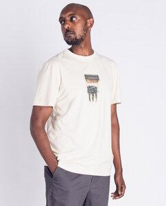 Herren T-Shirt mit Print aus Bio-Baumwolle - Balcone  - Degree Clothing