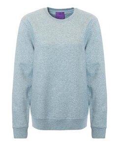 MYINTOX veganes Tiger Sweatshirt Grau aus Bio-Baumwolle - MYINTOX