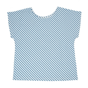 Lily Balou Frauen Top diagonal stripes - Lily Balou