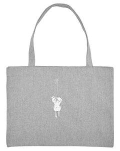 SHOPPING BAG Bio Baumwolle & Upcycling / Hang loose - Kultgut