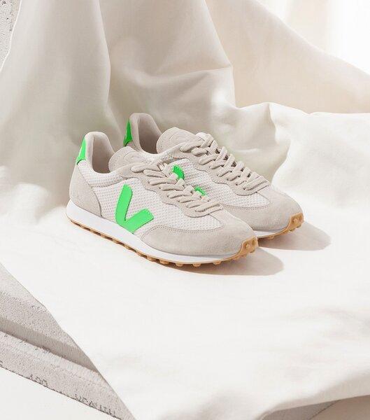 Sneaker Damen - Rio Branco Hexamesh - Gravel Absinthe