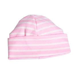 Babymütze Bio Baumwolle Breton, Farbe: pink - Organics for Kids
