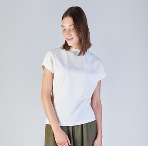 T-Shirt LAILA aus Bio-Baumwolle - stoffbruch