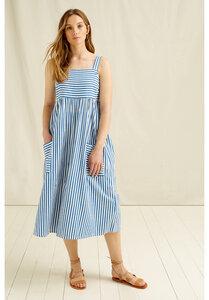 Kleid - Luella Stripe Dress - People Tree