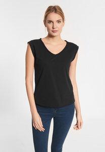 "Damen T-shirt aus Bio-Baumwolle ""Catania"" - SHIRTS FOR LIFE"