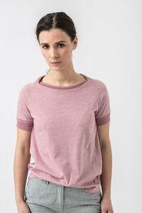 "Bio-Baumwoll-T-Shirt ""Milla 2.0"" - Grenz/gang"