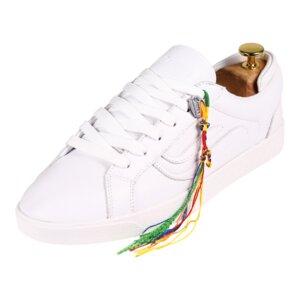Sneaker Damen - G-Helá Tumbled - White/Offwhite - Genesis Footwear