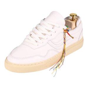 Sneaker Damen - G-Soley Tumbled - Offwhite - Genesis Footwear