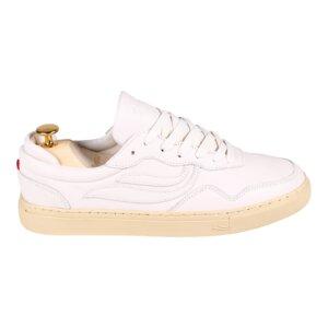 Sneaker Herren - G-Soley Tumbled - Offwhite - Genesis Footwear