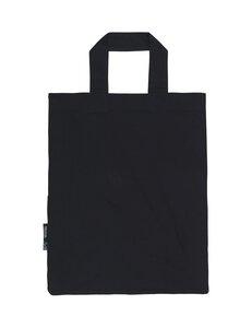 Baumwolltasche Einkaufstasche Shopper Kurze Henkel - Neutral