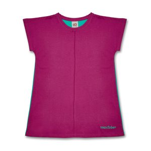 Manitober Kinder T-Shirt Kleid (Bio-Baumwolle kbA)  - Manitober