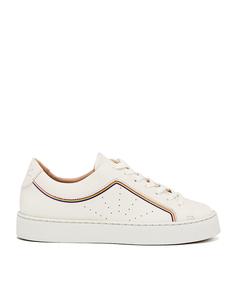 Laced Sneaker #boi rainbow line - NINE TO FIVE