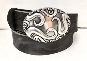 BARBADOS - Handgemachter Ledergürtel  - SaSch belt & bags