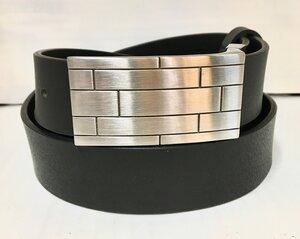 CORONA - Handgemachter Ledergürtel  - SaSch belt & bags