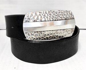 MANHATTAN - Handgemachter Ledergürtel  - SaSch belt & bags