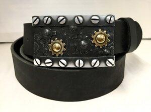 PASADENA - Handgemachter Ledergürtel  - SaSch belt & bags