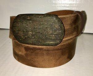 TENERIFFA - Handgemachter Ledergürtel  - SaSch belt & bags