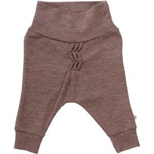 Merino Hose | woolly Pleat Pants | GOTS zertifiziert | Müsli - Müsli by Green Cotton