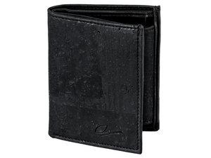 Herren–Geldbörse aus Kork mit RFID–Schutz - Simaru