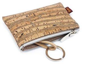 Simaru® Schlüsseletui / Schlüsselmäppchen aus Kork - Simaru