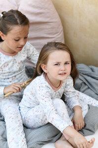 *Flora* Schlafanzug Bio | GOTS zertifiziert | Snork - Snork