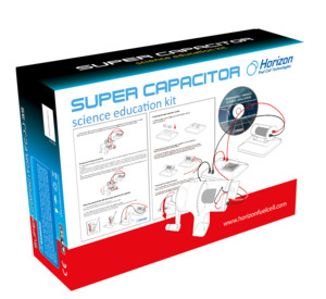 Horizon Super Capacitor Science Kit - Horizon Education