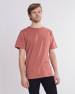 Herren T-Shirt Brusttasche | Brutus - Degree Clothing
