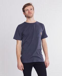 Herren T-Shirt Brusttasche   Brutus - Degree Clothing
