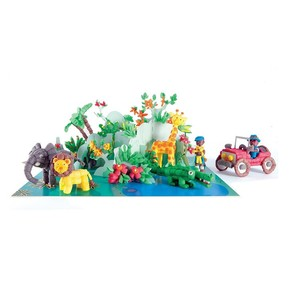 PlayMais Zusatzset World Safari - PlayMais