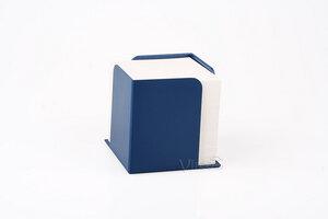 Re-Solution Zettelwürfel, blau - Jalema