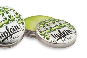 Lipfein Balsam Matcha-Zitrone - Lipfein