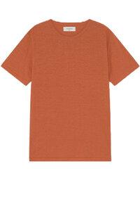 Hemp T-Shirt - thinking mu
