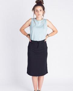Damen Midirock mit Taschen | Sinum - Degree Clothing
