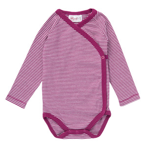People Wear Organic Baby Wickel-Body reine Bio-Baumwolle  - People Wear Organic