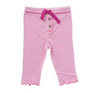 People Wear Organic Baby Ringel-Leggings reine Bio-Baumwolle - People Wear Organic